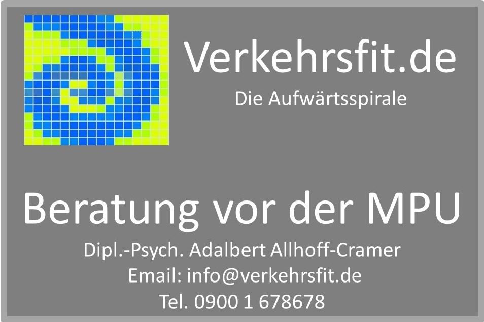 MPU Beratung Verkehrspsychologe Vorbereitung Gutachten Dortmund Hagen Lüdenscheid Hamm Unna Arnsberg Lippstadt Witten Bochum